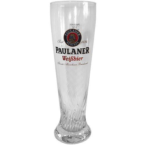 Paulaner Hvedeøl glas