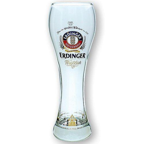 hvedeøl glas med logo