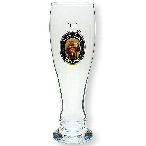 Hvedeøl ølglas
