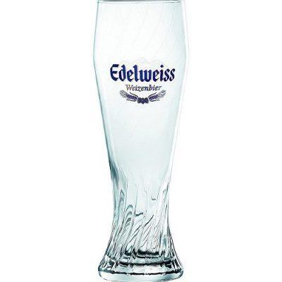 Edelweiss weizen glas