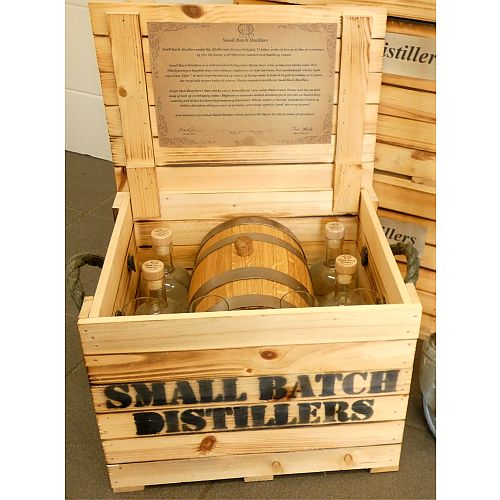 Small batch distillers