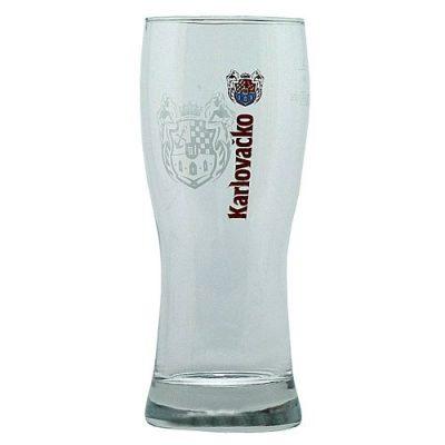 karlovacko ølglas