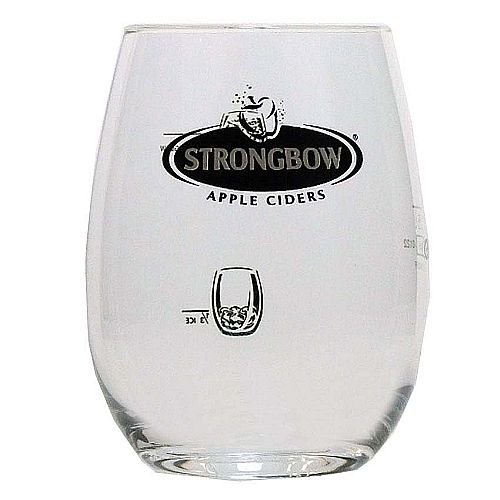 strongbow glas
