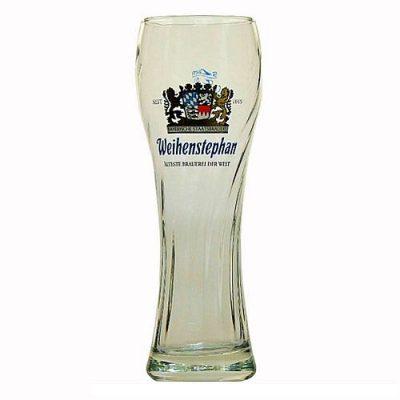 weihenstephaner 0,5 l glas