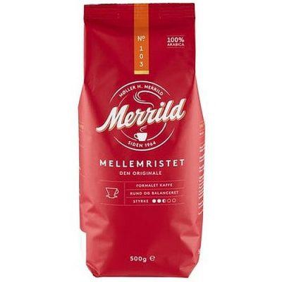 Merrild kaffee