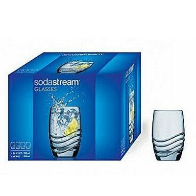 sodastream glas