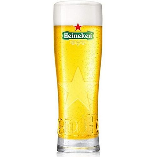 Heineken 0,5 l glas