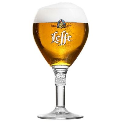 Leffe ølglas
