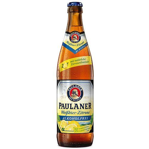 Paulaner alkoholfri hvedeøl